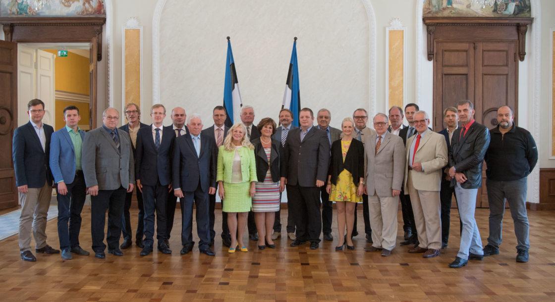 Eesti Keskerakonna fraktsioon