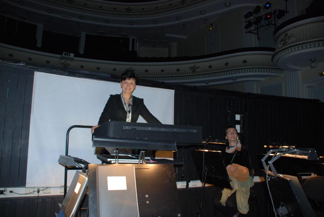 Rahvusooper Estonia toetusrühm Estonias