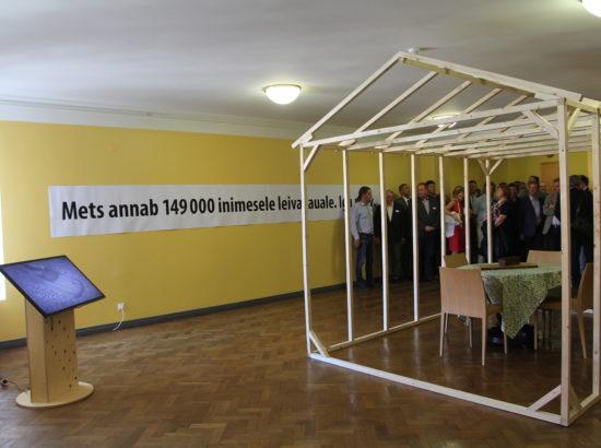 XIII Riigikogu näitused