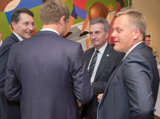 Kohtumine Euroopa Komisjoni volinikega