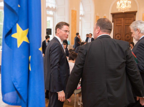 Euroopa Komisjoni asepresident Jyrki Katainen