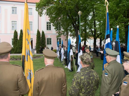 Eesti lipu päeva tähistamine 2017