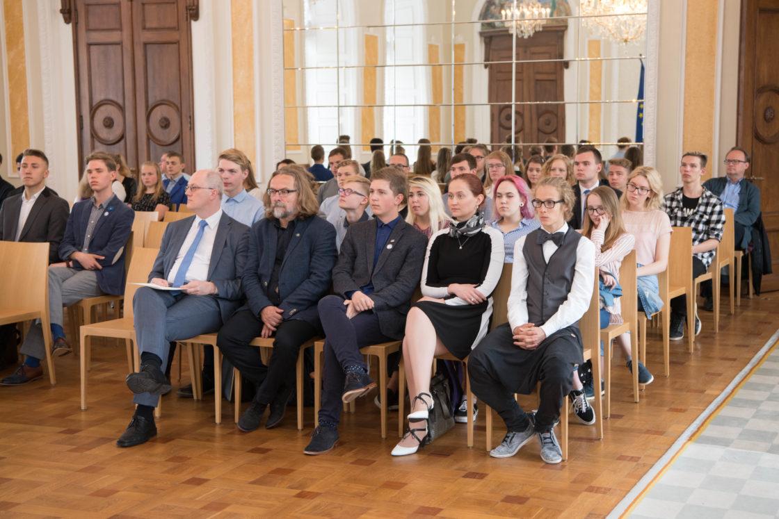 EV100 Noorte Maapäev