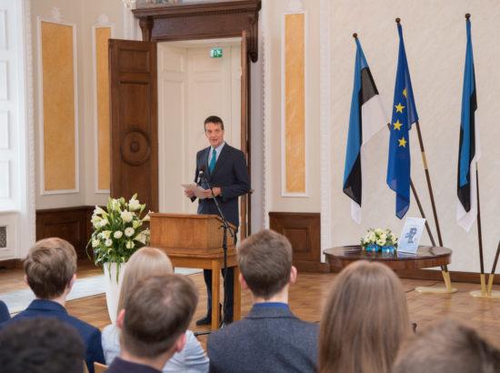 Eesti Panga president Ardo Hansson
