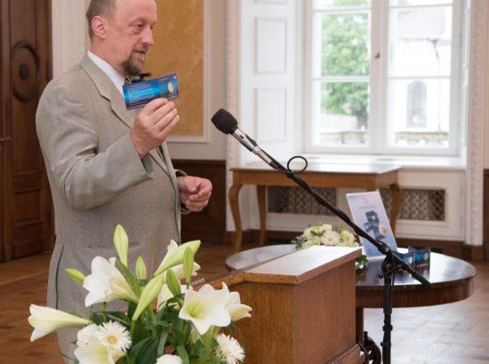 EV100 juhtrühma esimees Toomas Kiho