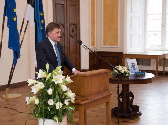 Eesti Sõjamuuseumi direktori asetäitja Toomas Hiio