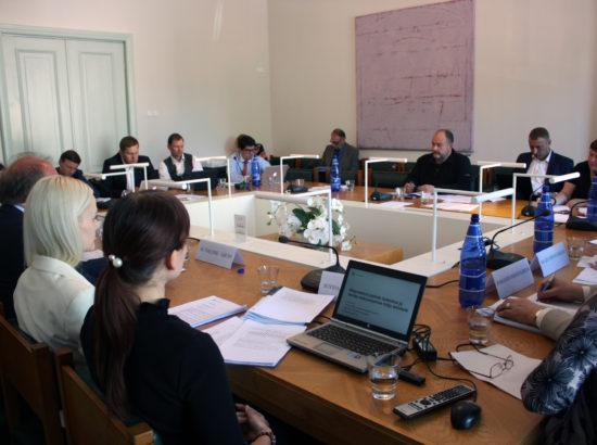 Rahanduskomisjon (XIII)