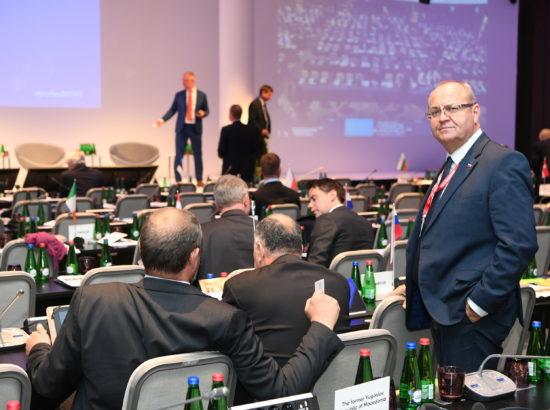Parlamentide vaheline ühise välis- ja julgeolekupoliitika ning ühise julgeoleku- ja kaitsepoliitika konverents (CFSP/CSDP)