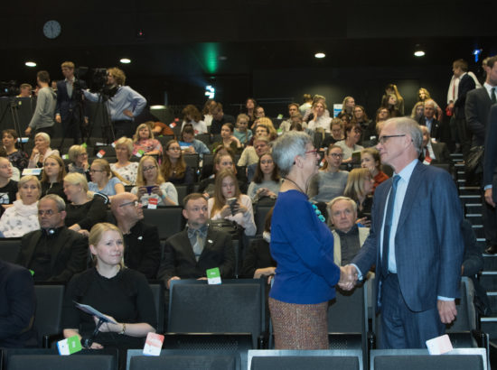 Riigikogu esimees Eiki Nestor kohtub Saksa Parlamendi aseesimehe Johannes Singhammeriga