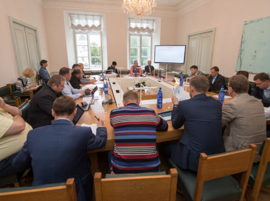 Rahanduskomisjoni ja majanduskomisjoni ühisistung