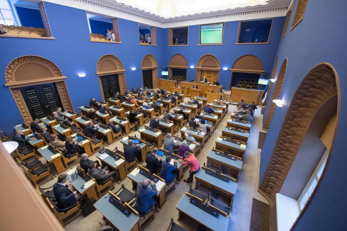 Õiguskantsleri 2016. – 2017. aasta tegevuse ülevaade, ettekandja õiguskantsler Ülle Madise