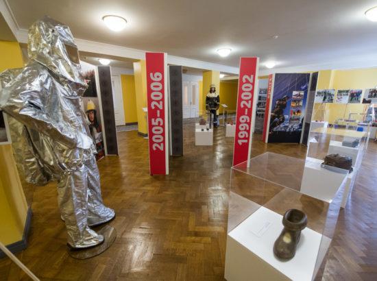 """Päästeameti näituse """"Päästeamet 25"""" avamine"""