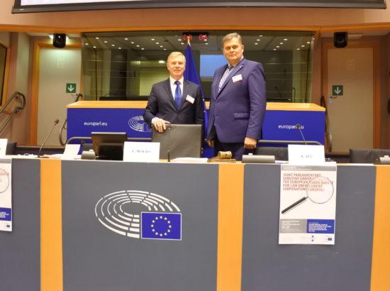 Julgeolekuasutuste järelevalve erikomisjon (XIII)