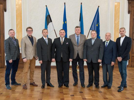 Majanduskomisjoni koosseis, 23. oktoober 2017