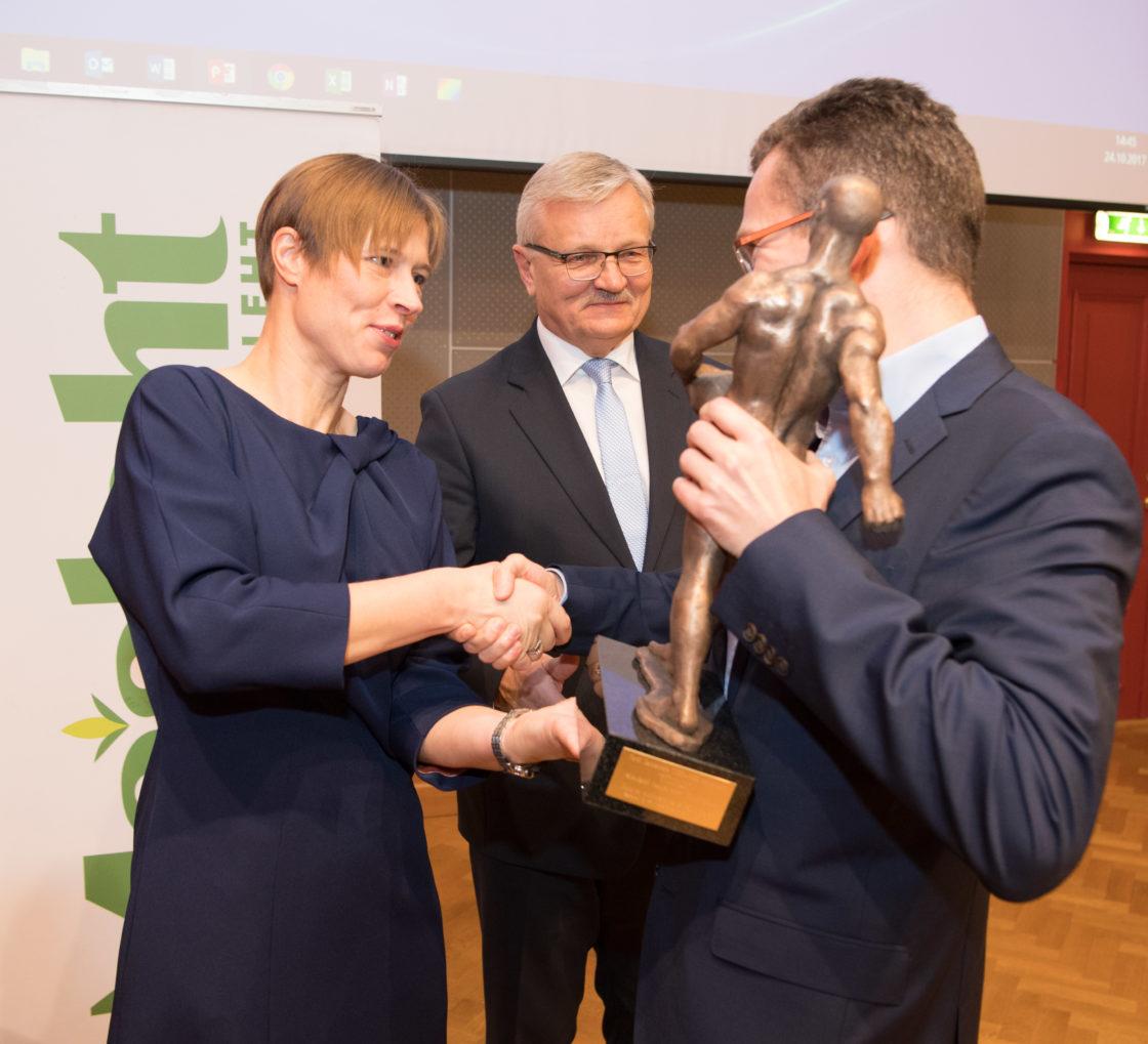 """Konverents """"Aasta Põllumees 2017: EL ühise põllumajanduspoliitika arengusuunad"""" ja aasta põllumehe pidulik väljakuulutamine"""