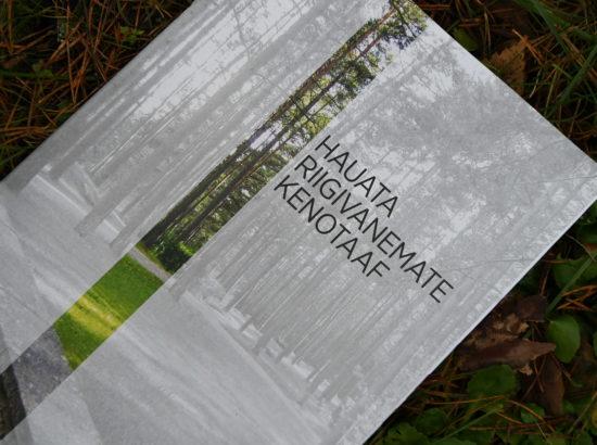 Kenotaafi avamine Metsakalmistul