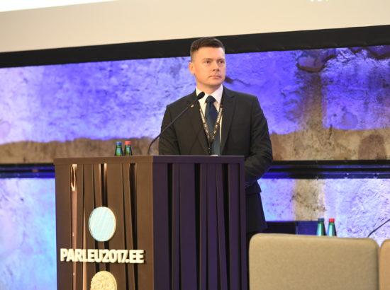 Parlamentidevaheline Euroopa Liidu stabiilsuse, majanduse koordineerimise ja juhtimise konverents (SECG)