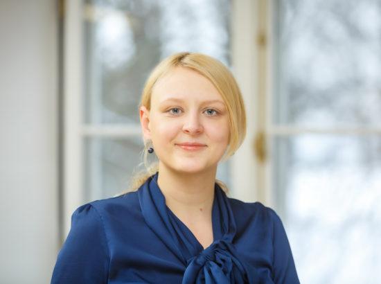 Johanna Vallistu