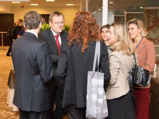 Euroopa Parlamentidevahelise Kosmosekonverentsi (EISC) plenaaristung