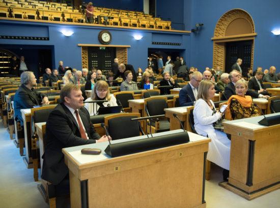 Riigikogu istung