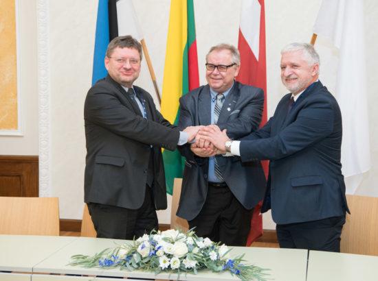 Balti Assamblee 36. istungjärk ja 23. Balti Nõukogu