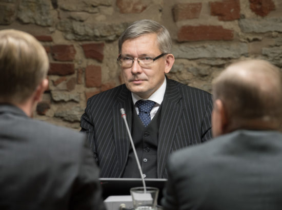Riigikogu Toimetiste vestlusring