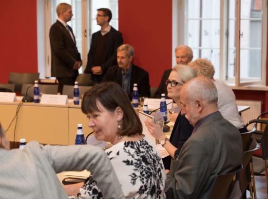 Rahvastikupoliitika töörühma istung