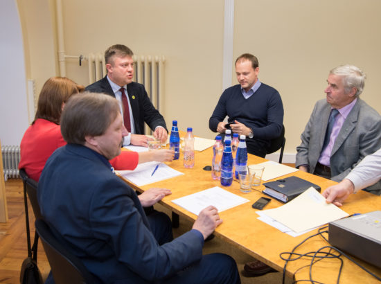 XIII Riigikogu komisjonid