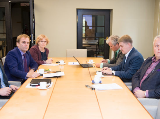 Tootlikkuse uuringu juhtkomisjoni kohtumine