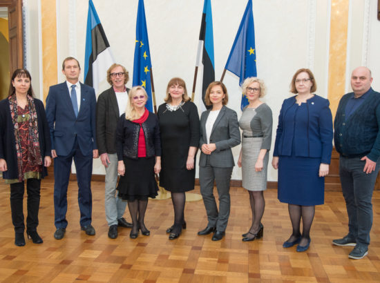Sotsiaalkomisjoni koosseis, 18. detsember 2017