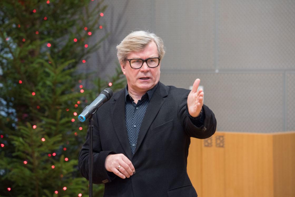 Žürii otsust tutvustas Mart Kalm