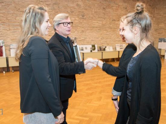 """I koha pälvinud töö """"Samblik"""" - Andro Mänd, Pelle-Sten Viiburg"""