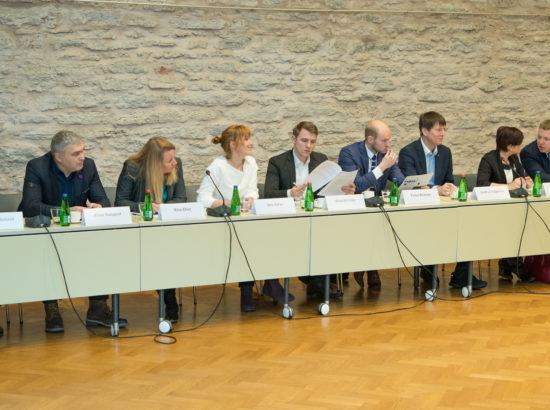 Väliskomisjoni istung