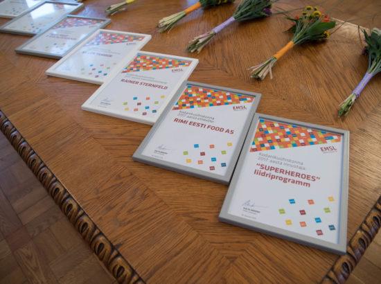 Kodanikuühiskonna aasta tegijate tunnustamisüritus
