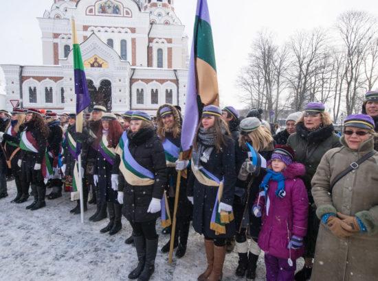 Riigikogu esimees Eiki Nestor kohtus akadeemiliste organisatsioonidega