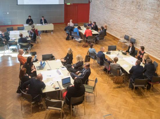 Riigireformi arengusuundade väljatöötamise probleemkomisjoni korraldatud mõttetalgud riigireformi väljatöötamise lähtealustest