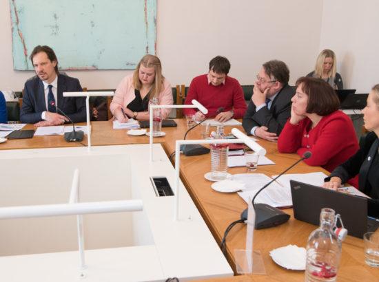 Kultuurikomisjon arutab huviharidust