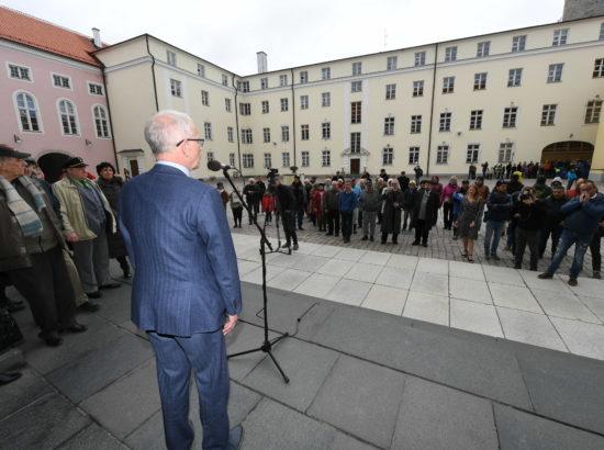 Riigikogu lahtiste uste päev 2018