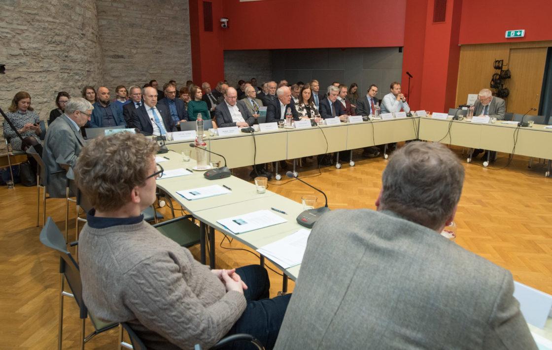 Majanduskomisjoni, keskkonnakomisjoni, riigikaitsekomisjoni ja maaelukomisjoni avalik istung
