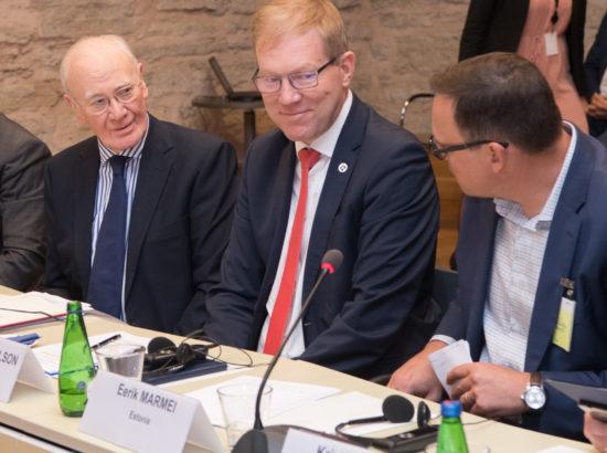 NATO Parlamentaarse Assamblee kaitsekomitee (DSCTC) istung