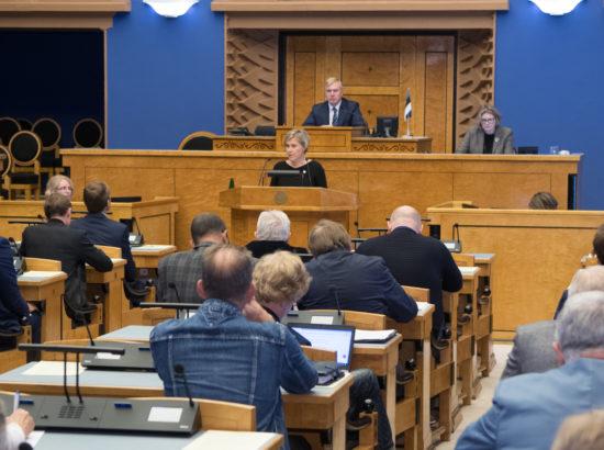 Õiguskantsleri 2017.–2018. aasta tegevuse ülevaade