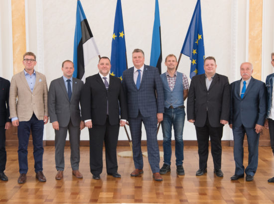 Majanduskomisjoni koosseis, 10. september 2018
