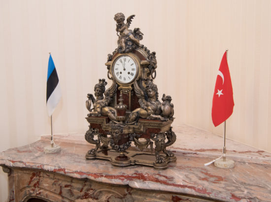 Kohtumised Türgi parlamendi väliskomisjoni delegatsiooniga