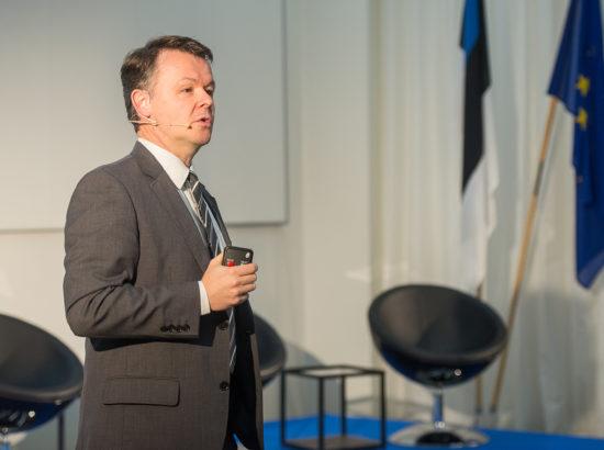 """Arenguseire Keskuse konverents """"Mida ütleb majanduse väljavaadete kohta Eesti ettevõtete DNA?"""""""