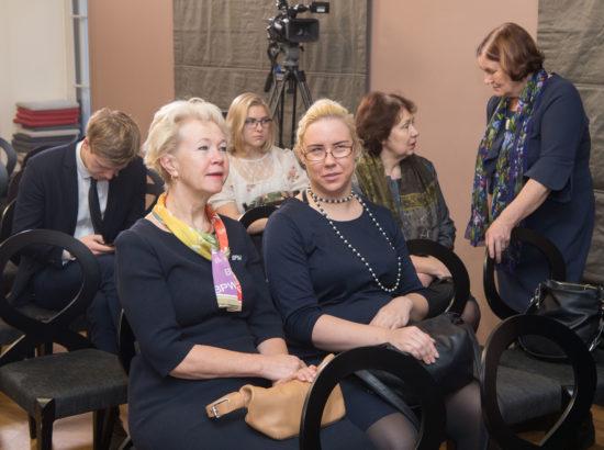 """Konverents """"Naiste majanduslik iseseisvus on inimõigus"""""""