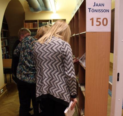 """Näituse """"Jaan Tõnisson 150"""" avamine"""