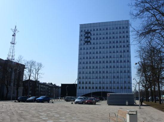 Riigieelarve kontrolli erikomisjoni väljasõiduistung Rahandusministeeriumisse