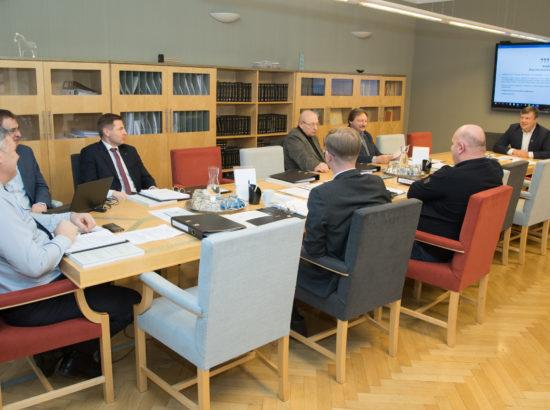 Põhiseaduskomisjoni istung, 15. jaanuar 2019