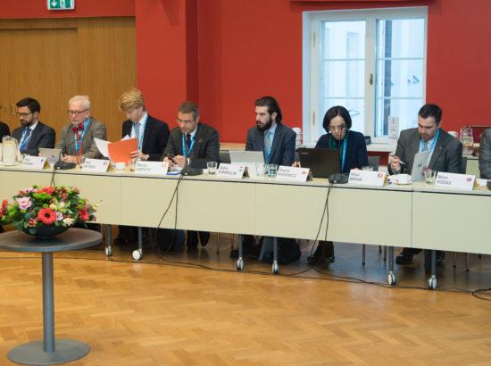Parlamentidevahelise infovahetuse platvormi (IPEX) juhatuse kohtumine