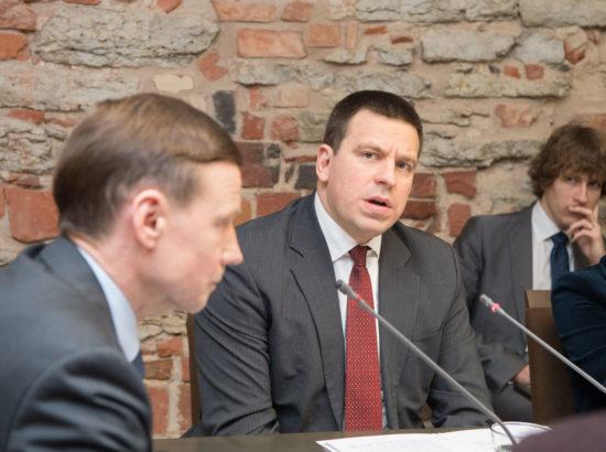 Riigieelarve kontrolli erikomisjoni ja rahanduskomisjoni ühisistung